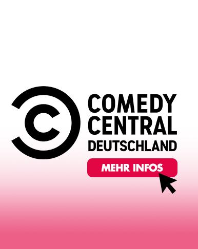 GELUNGENER START FÜR COMEDY CENTRAL+1