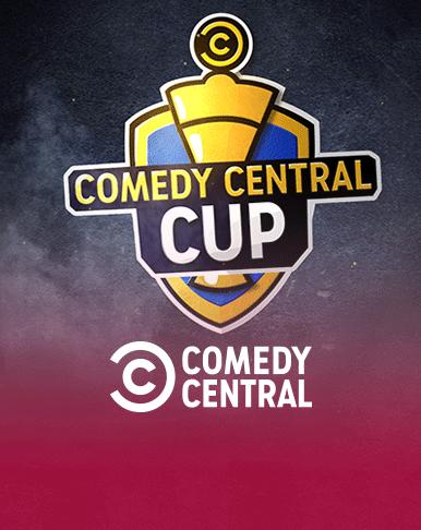 COMEDY CENTRAL CUP – DIE BESTEN COMEDY-SERIEN IM WETTKAMPF