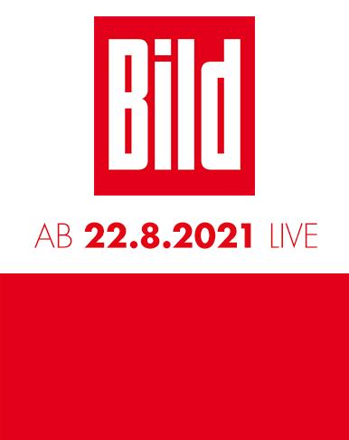 NEUER TV-SENDER BILD STARTET AM 22. AUGUST