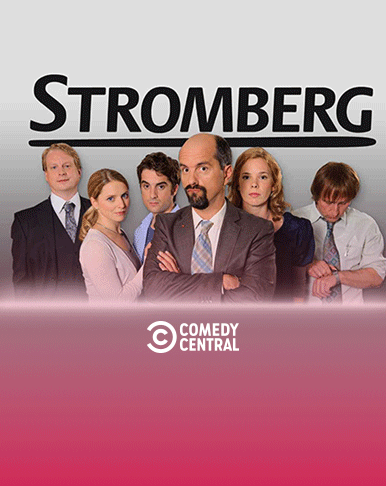 STROMBERG – DER CHEF IST ZURÜCK